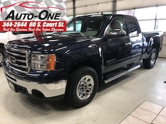 2012 GMC Sierra 1500 SL Extended Cab 4x4 Truck Extended Cab