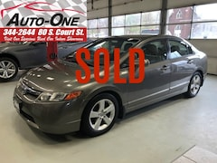 2007 Honda Civic EX Sedan