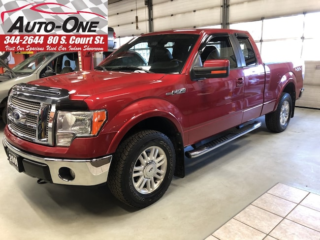 2009 Ford F-150 4WD SuperCab 145  Lariat