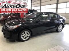 2012 Mazda Mazda3 GS-SKY (A6) Sedan