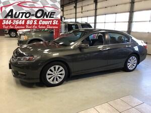 2014 Honda Accord Sedan 4dr I4 CVT EX-L Sedan