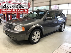 2006 Ford Freestyle 2006 Ford Freestyle - 4dr Wgn Limited AWD Wagon