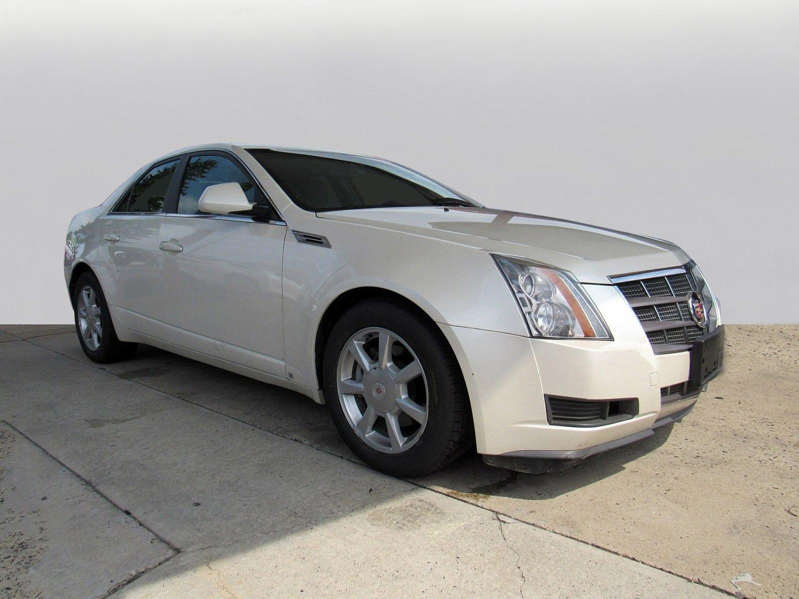 2009 Cadillac CTS RWD w/1SA Sedan