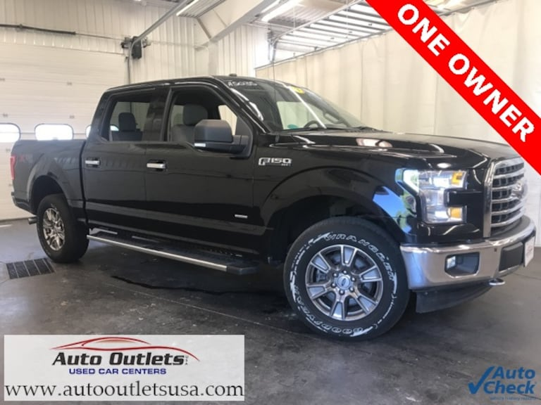 Used 2017 Ford F-150 XLT Truck