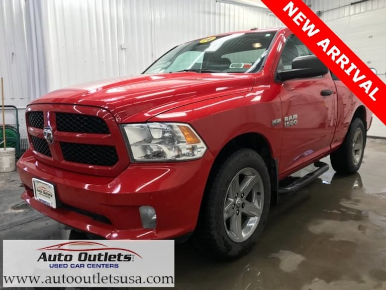 Used 2014 Ram 1500 Express Truck