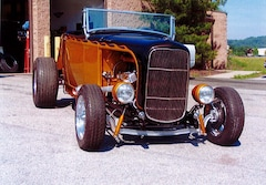 1932 Ford Highboy Streetrod 2-Dr