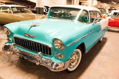 1955 Chevrolet Bel Air Sport Coupe 2-Dr