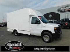 Used 2017 Ford E-350 Cutaway Base Truck 1FDWE3FS3HDC32212 for Sale in Plymouth, IN at Auto Park Buick GMC
