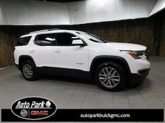 Used 2017 GMC Acadia SLE-2 SUV 1GKKNSLS6HZ237719 for Sale in Plymouth, IN at Auto Park Buick GMC