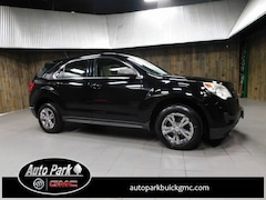 Used 2010 Chevrolet Equinox LS SUV for Sale in Plymouth, IN at Auto Park Buick GMC