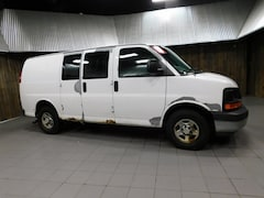 Used 2007 Chevrolet Express Work Van Van G1500 Cargo Van 1GCFG15X371185411 for Sale in Plymouth, IN at Auto Park Buick GMC