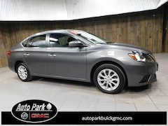 Used 2018 Nissan Sentra S Sedan 3N1AB7AP4JY318667 for Sale in Plymouth, IN at Auto Park Buick GMC