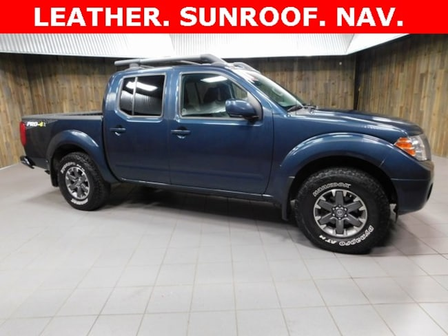 Used 2016 Nissan Frontier Truck Crew Cab for Sale in Plymouth, IN at Auto Park Buick GMC