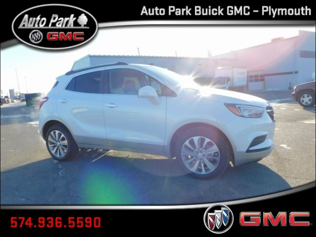 New 2019 Buick Encore Preferred SUV KL4CJASB3KB788627 for Sale in Plymouth, IN at Auto Park Buick GMC