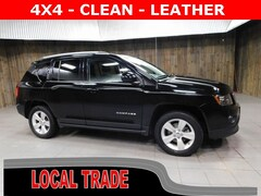 Used 2016 Jeep Compass Latitude 4x4 SUV 1C4NJDEB2GD781093 for Sale in Plymouth, IN at Auto Park Buick GMC