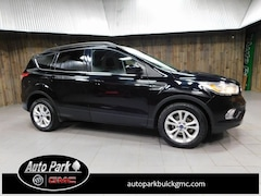 Used 2017 Ford Escape SE SUV 1FMCU0GDXHUE81224 for Sale in Plymouth, IN at Auto Park Buick GMC
