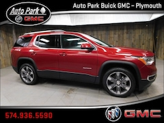 New 2019 GMC Acadia SLT-2 SUV 1GKKNWLS4KZ147807 for Sale in Plymouth, IN at Auto Park Buick GMC