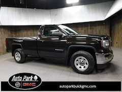 Used 2018 GMC Sierra 1500 Base Truck Regular Cab 1GTN2LEC2JZ359772 for Sale in Plymouth, IN at Auto Park Buick GMC