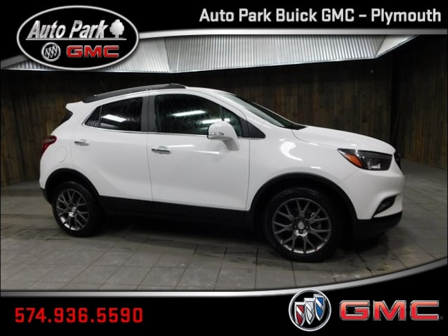 New 2019 Buick Encore Sport Touring SUV KL4CJ1SB8KB803901 for Sale in Plymouth, IN at Auto Park Buick GMC