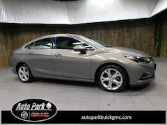 Used 2017 Chevrolet Cruze Premier Auto Sedan 1G1BF5SM1H7232591 for Sale in Plymouth, IN at Auto Park Buick GMC