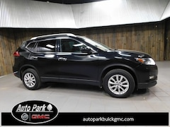Used 2017 Nissan Rogue S SUV 5N1AT2MV1HC818775 for Sale in Plymouth, IN at Auto Park Buick GMC