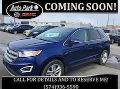 Used 2015 Ford Edge SEL SUV 2FMTK3J97FBB40152 for Sale in Plymouth, IN at Auto Park Buick GMC