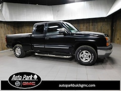 2004 Chevrolet Silverado 1500 Truck Extended Cab for Sale in Plymouth, IN at Auto Park Buick GMC