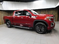 New 2020 GMC Sierra 1500 Denali Truck Crew Cab 3GTU9FED2LG239927 for Sale in Plymouth, IN at Auto Park Buick GMC