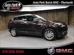 New 2020 Buick Envision Essence SUV LRBFXCSA3LD018811 for Sale in Plymouth, IN at Auto Park Buick GMC