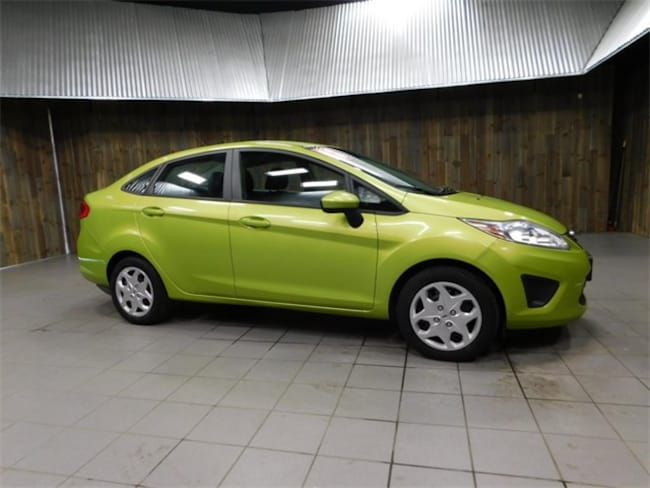 Used 2013 Ford Fiesta SE Sedan for Sale in Plymouth, IN at Auto Park Buick GMC