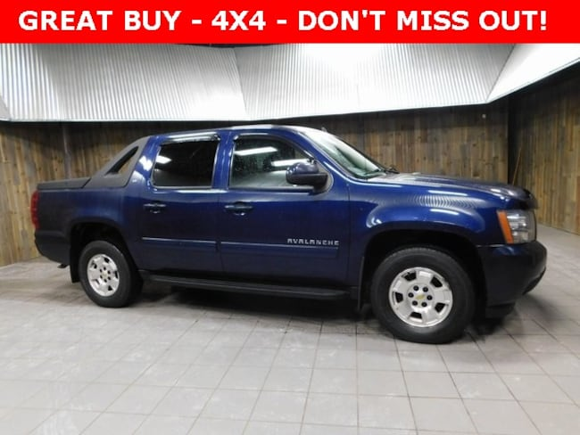 Used 2012 Chevrolet Avalanche LT Truck Crew Cab for Sale in Plymouth, IN at Auto Park Buick GMC