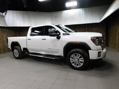 New 2020 GMC Sierra 2500HD Denali Truck Crew Cab 1GT49REY8LF189900 for Sale in Plymouth, IN at Auto Park Buick GMC