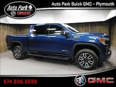 New 2019 GMC Sierra 1500 AT4 Truck Crew Cab 3GTP9EED0KG151125 for Sale in Plymouth, IN at Auto Park Buick GMC