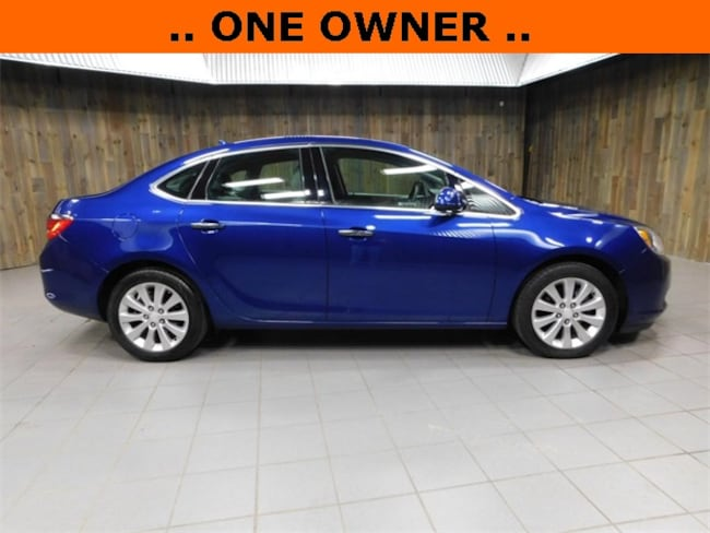 Used 2014 Buick Verano Base Sedan for Sale in Plymouth, IN at Auto Park Buick GMC