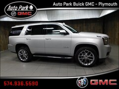New 2018 GMC Yukon SLE SUV 1GKS2AKC0JR378403 for Sale in Plymouth, IN at Auto Park Buick GMC