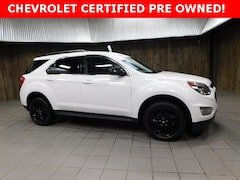 Used 2017 Chevrolet Equinox LT SUV 2GNALCEK4H6130848 for Sale in Plymouth, IN at Auto Park Buick GMC