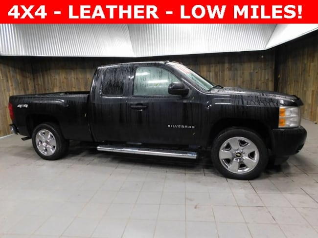 Used 2010 Chevrolet Silverado 1500 LTZ Truck Extended Cab for Sale in Plymouth, IN at Auto Park Buick GMC