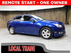 Used 2013 Chevrolet Cruze 1LT Auto Sedan 1G1PC5SB1D7184050 for Sale in Plymouth, IN at Auto Park Buick GMC
