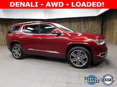 2017 GMC Acadia Denali SUV for Sale in Plymouth, IN at Auto Park Buick GMC