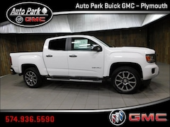 New 2019 GMC Canyon Denali Truck Crew Cab 1GTG6EENXK1137944 for Sale in Plymouth, IN at Auto Park Buick GMC