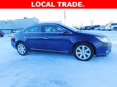2011 Buick LaCrosse CXL Sedan for Sale in Plymouth, IN at Auto Park Buick GMC