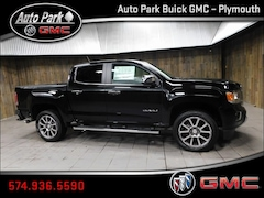 New 2019 GMC Canyon Denali Truck Crew Cab 1GTG6EEN5K1139696 for Sale in Plymouth, IN at Auto Park Buick GMC