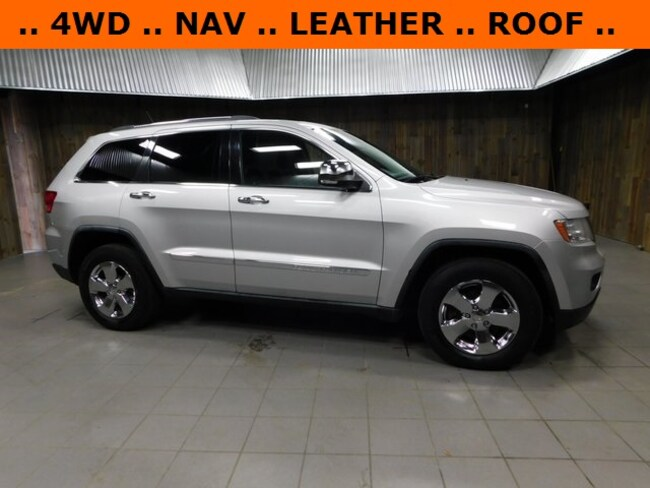 Used 2011 Jeep Grand Cherokee Limited SUV for Sale in Plymouth, IN at Auto Park Buick GMC