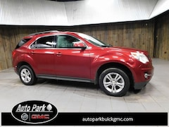 2010 Chevrolet Equinox LT w/2LT SUV for Sale in Plymouth, IN at Auto Park Buick GMC