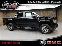 New 2019 GMC Canyon All Terrain w/Cloth Truck Crew Cab 1GTG6FENXK1133303 for Sale in Plymouth, IN at Auto Park Buick GMC