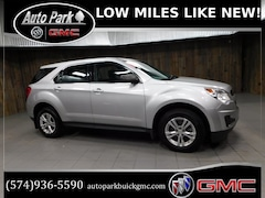 2012 Chevrolet Equinox LS SUV for Sale in Plymouth, IN at Auto Park Buick GMC