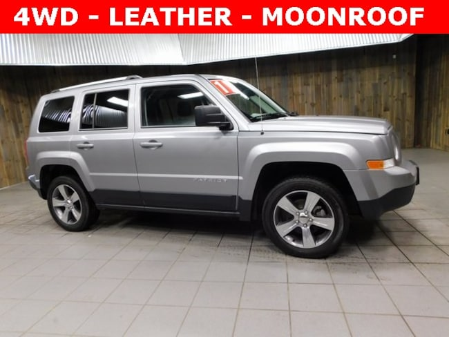 Jeep Patriot For Sale Near Me >> Used 2017 Jeep Patriot For Sale In Plymouth In Near South Bend Mishawaka In Hd188682