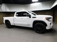New 2020 GMC Sierra 1500 Elevation Truck Double Cab 1GTR9CEK4LZ202381 for Sale in Plymouth, IN at Auto Park Buick GMC