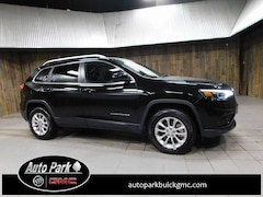 Used 2019 Jeep Cherokee Latitude 4x4 SUV 1C4PJMCB5KD108366 for Sale in Plymouth, IN at Auto Park Buick GMC