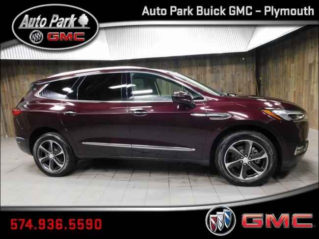 New 2019 Buick Enclave Essence SUV 5GAEVAKW4KJ213725 for Sale in Plymouth, IN at Auto Park Buick GMC
